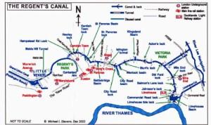 מפת התעלה המלאה