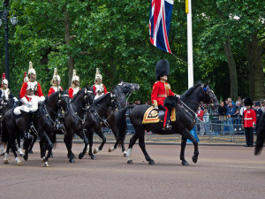 Trooping the Colour: The Queen's Birthday Parade